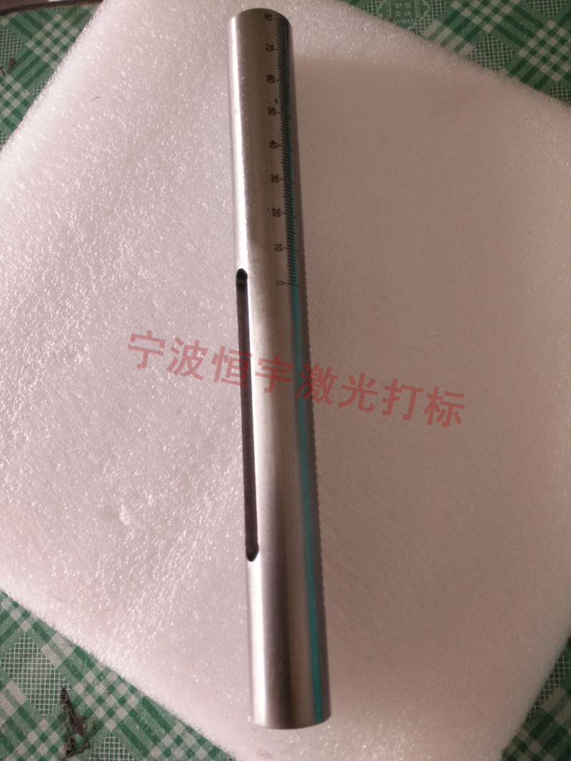 宁波宁海县刻度盘刻度旋钮激光加工
